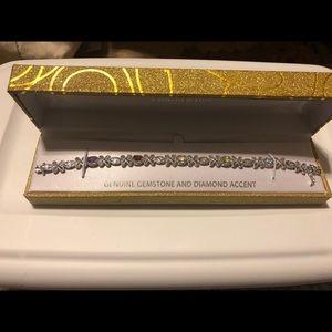 Jewelry - Jewel tennis bracelet